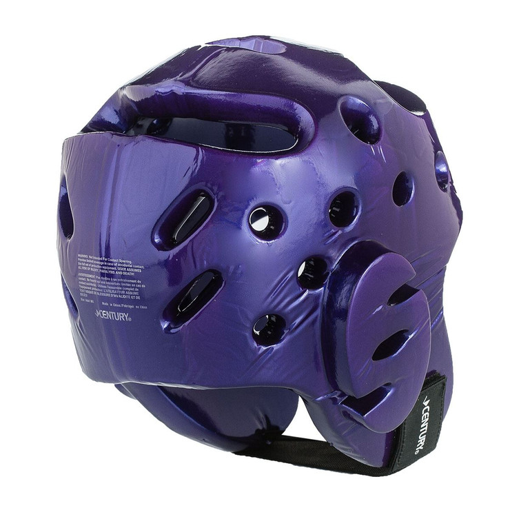 Century Sparring Head Guard Purple