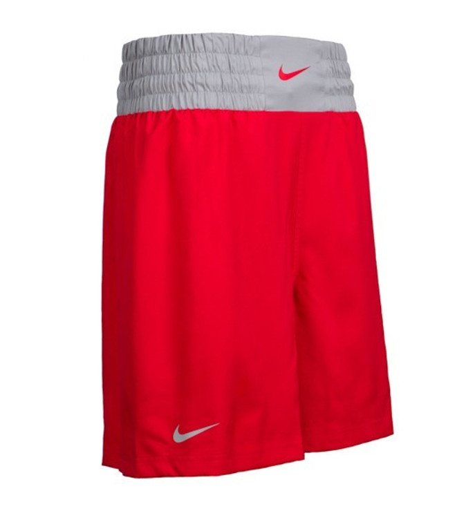 Boxing trunks- red