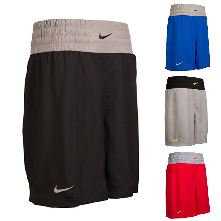 Nike Boxing Shorts come in 4 colors