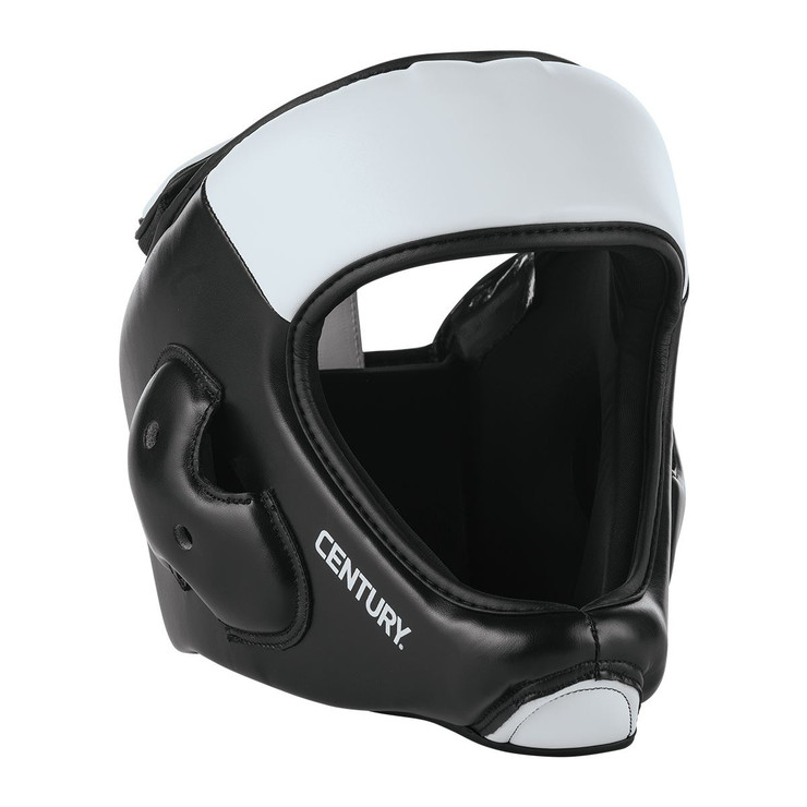 Century C-Gear Head Guard Black/White