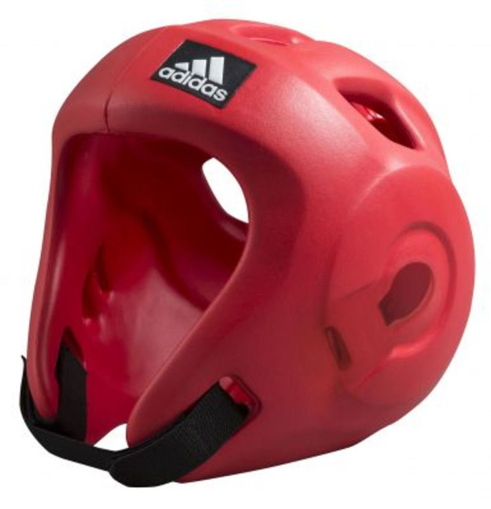 Adidas Adizero Speed Head Guard Red