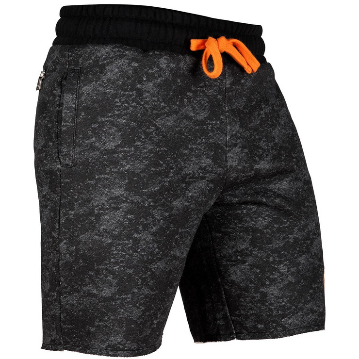 Venum Tramo Cotton Shorts Black/Grey