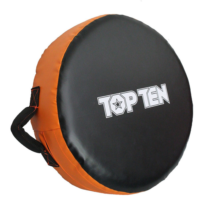 Top Ten Jumbo Target Black/Orange