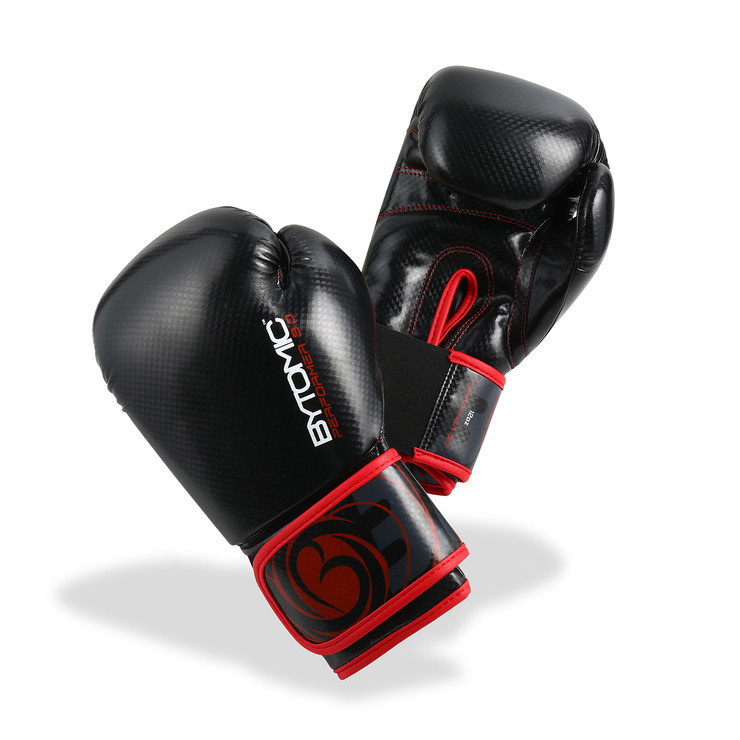 Bytomic Performer 3.0 Carbon Boxing Gloves Black/Red