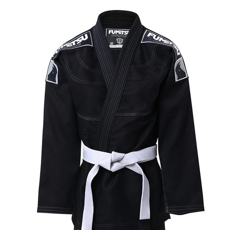 Fumetsu Ladies Prime BJJ Gi Black