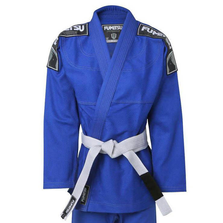 Fumetsu Ladies Prime BJJ Gi Blue