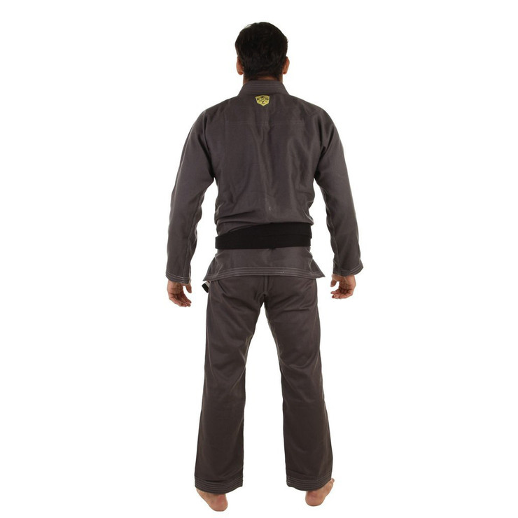 Kingz Comp 450 V4 BJJ Gi Charcoal Grey