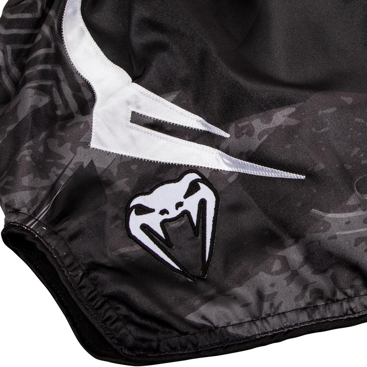 Venum Gladiator 3.0 Muay Thai Shorts Black