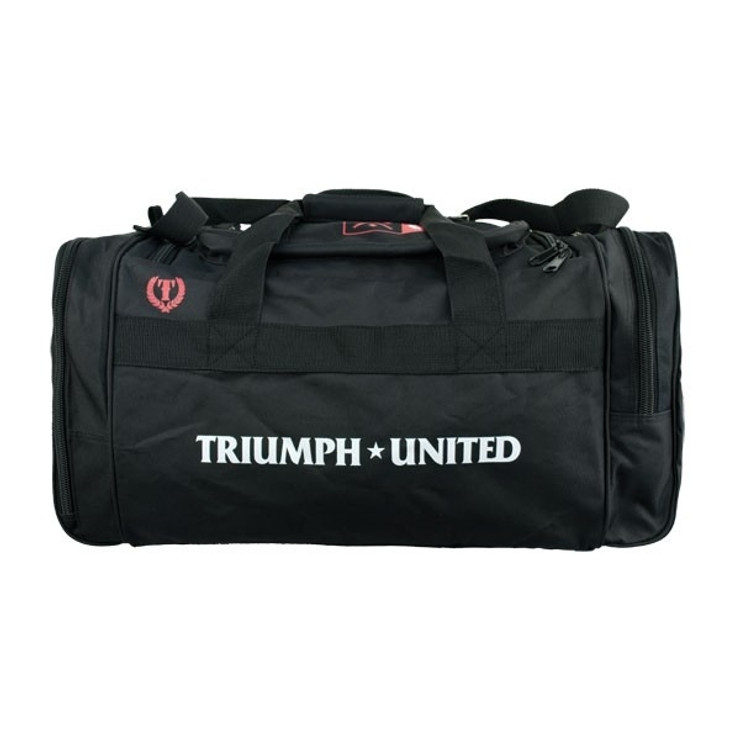 Triumph United Recon Duffle Bag Black
