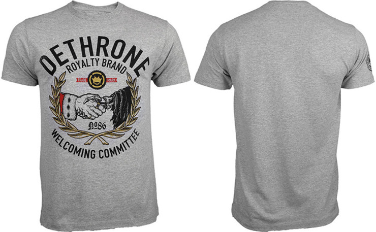 Dethrone Welcome Tee