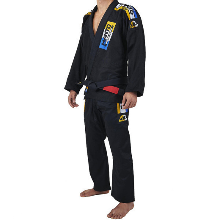 Manto 4.0 BJJ Gi Black