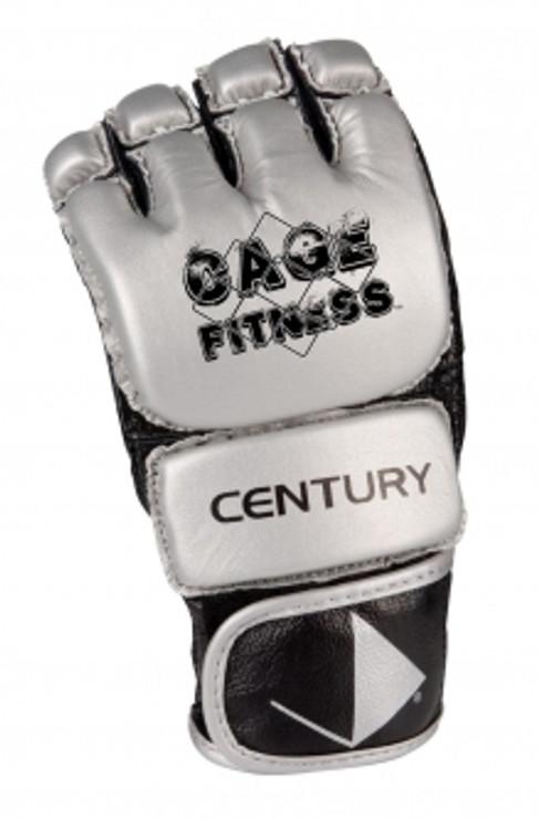 Century Cage Fitness Glove Silver