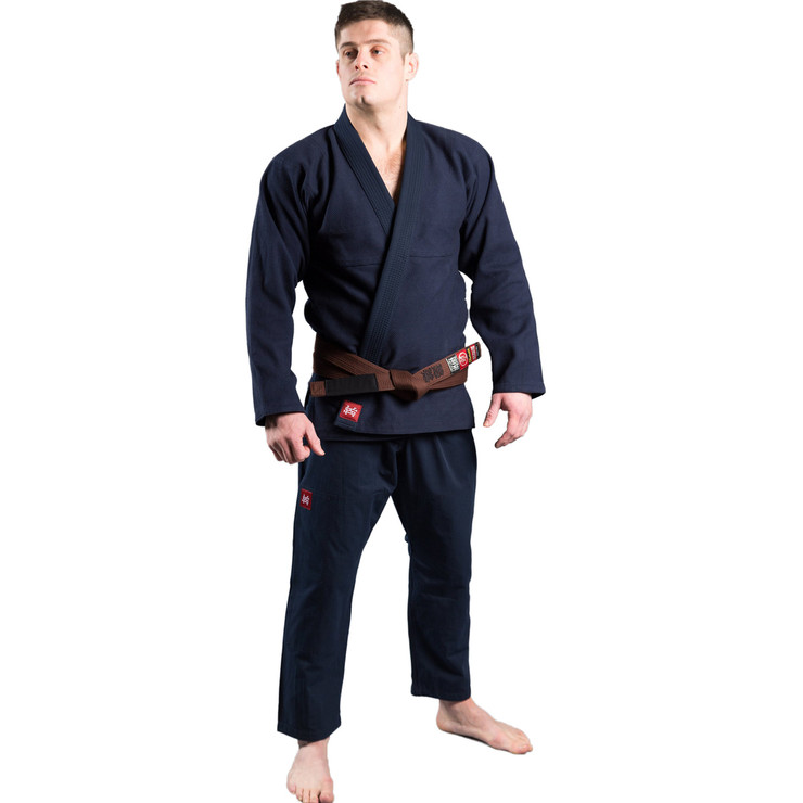 Scramble Standard Issue Customisable BJJ Gi Navy