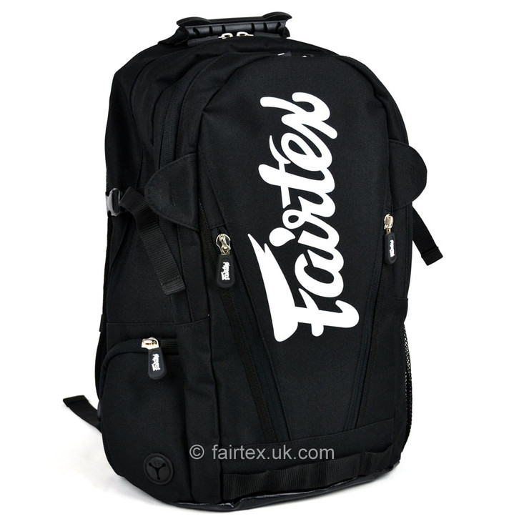 Fairtex BAG8 Compact Rucksack Black Hawk