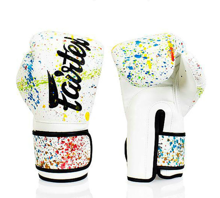 Fairtex BVG14 The Painter Boxing Gloves
