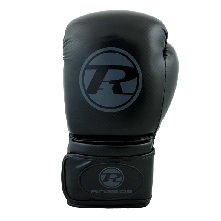 Ringside Pro Fitness Boxing Gloves Black/Black