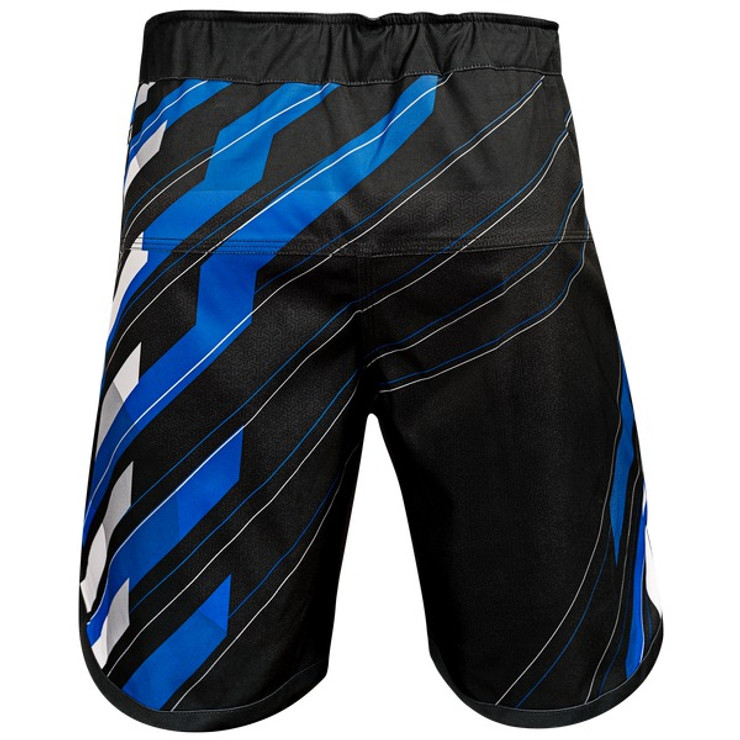 Hayabusa Metaru Charged Fight Shorts Blue