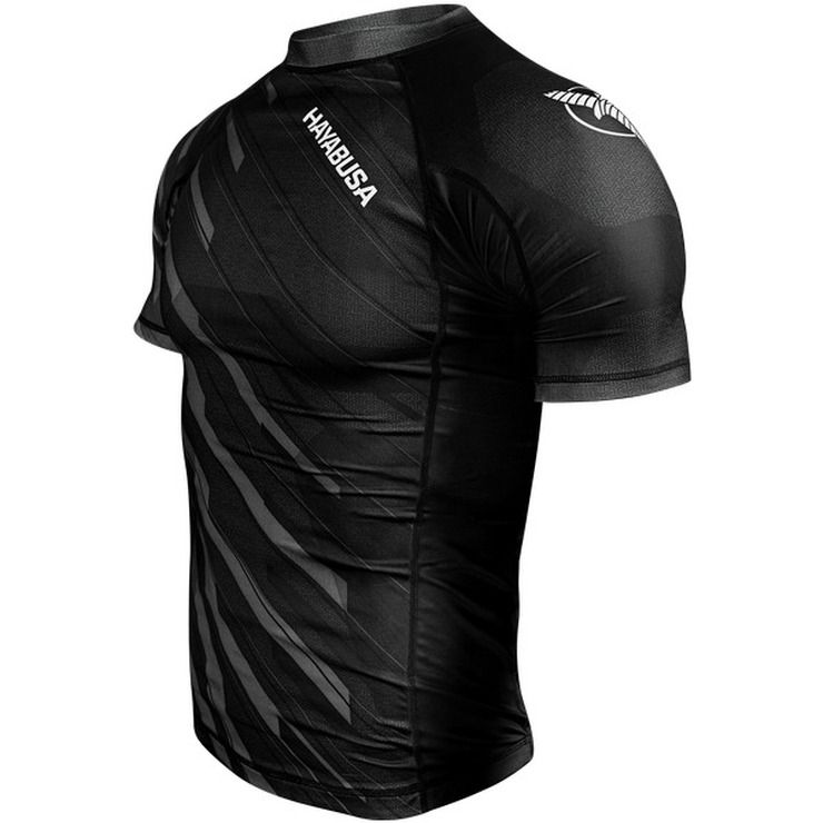 Hayabusa Metaru Charged Short Sleeve Rashguard