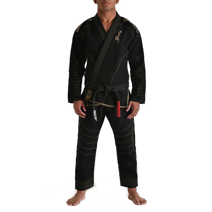 Gr1ps Athletics Armadura BJJ Gi Black