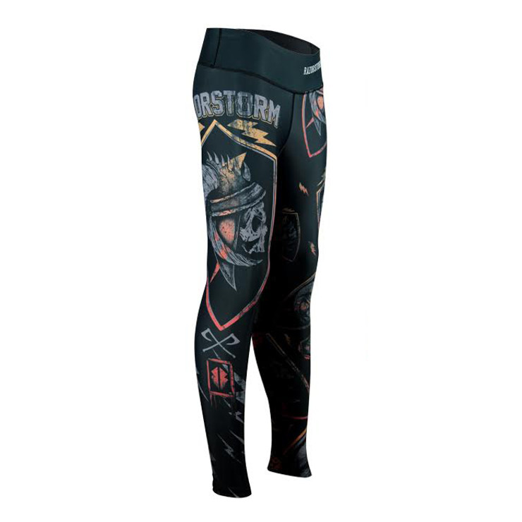 Razorstorm Crest Of The Damned Spats