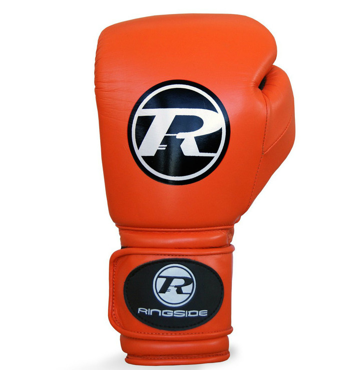 Ringside Revolution Velcro Boxing Glove Orange