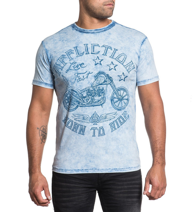 Affliction AC Pride Motors T-Shirt