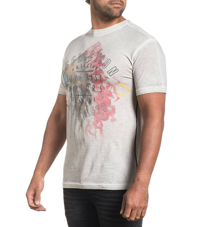 Affliction Native Motors T-Shirt