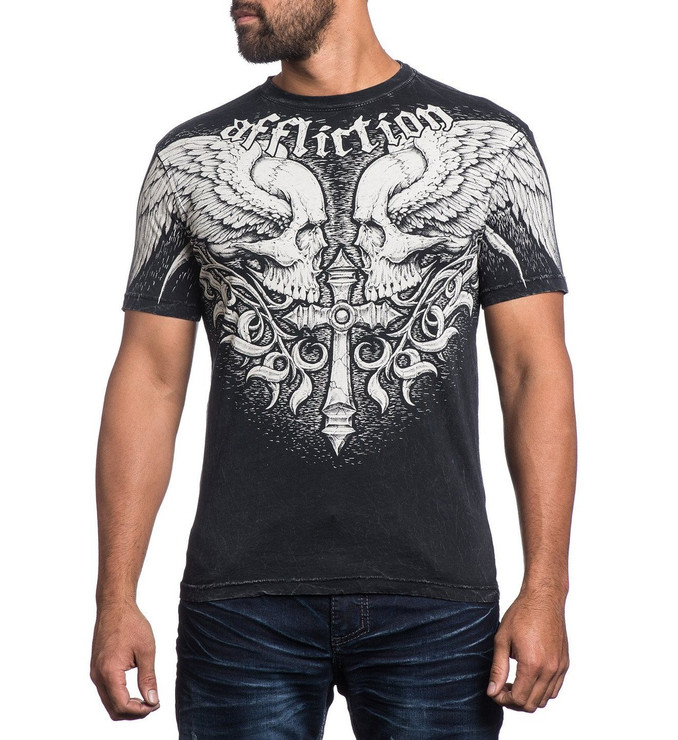 Affliction Power Tour T-Shirt