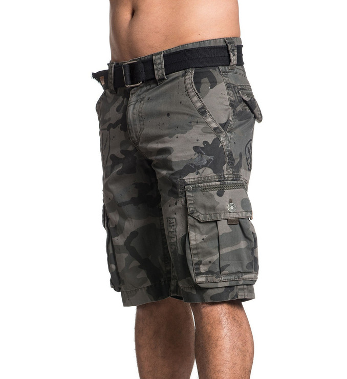 Affliction The Great General Cargo Shorts
