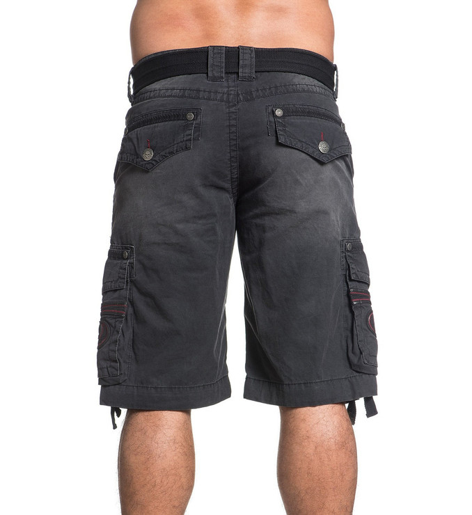 Affliction Core Shocked Cargo Shorts