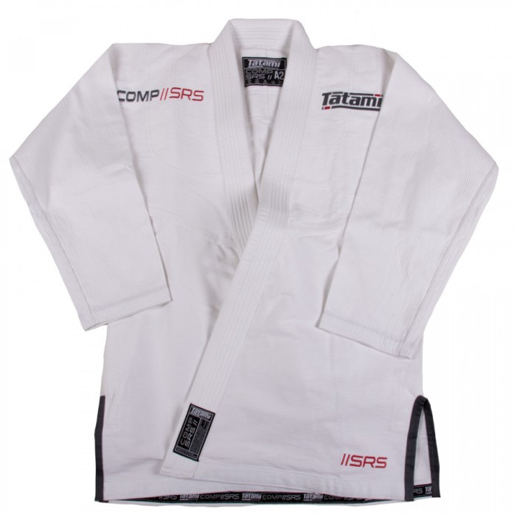 Tatami Fightwear Comp SRS Lightweight BJJ Gi White