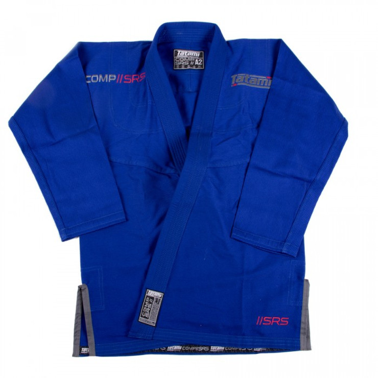 Tatami Fightwear Comp SRS Lightweight BJJ Gi Blue