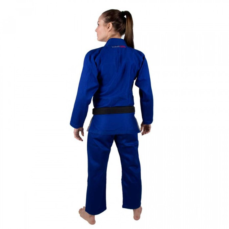 Tatami Fightwear Comp SRS Lightweight Ladies BJJ Gi Blue