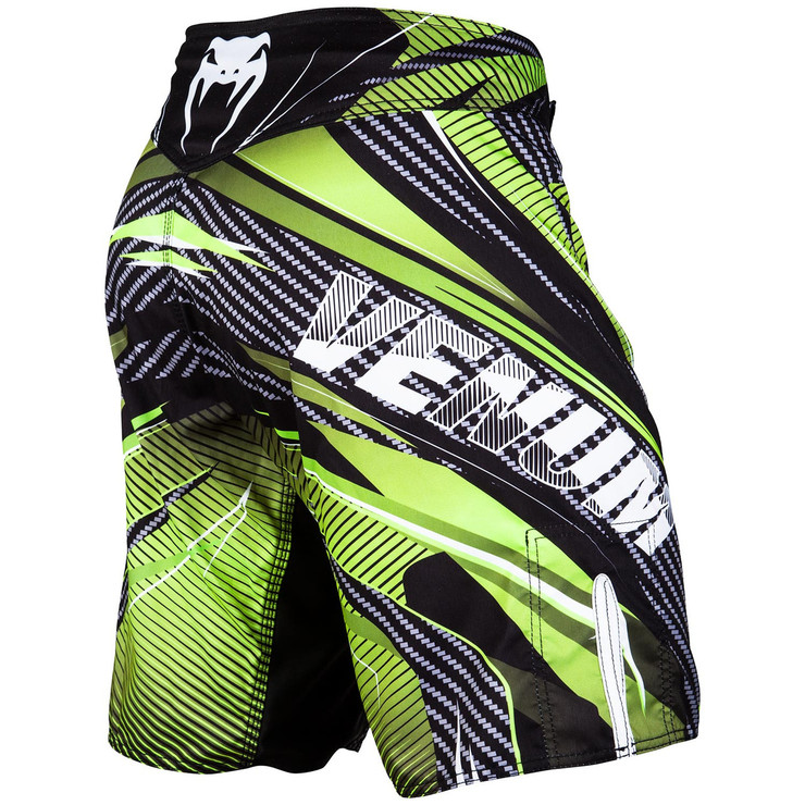 Venum Galactic 2.0 Carbon Fight Shorts Black
