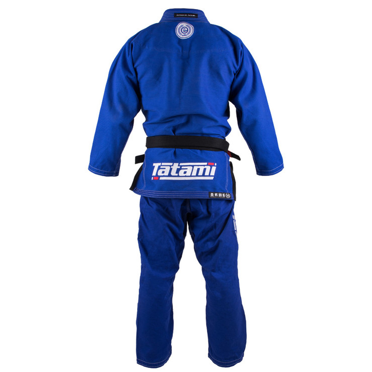 Tatami Fightwear Estilo 6.0 Mens BJJ Gi Blue/White