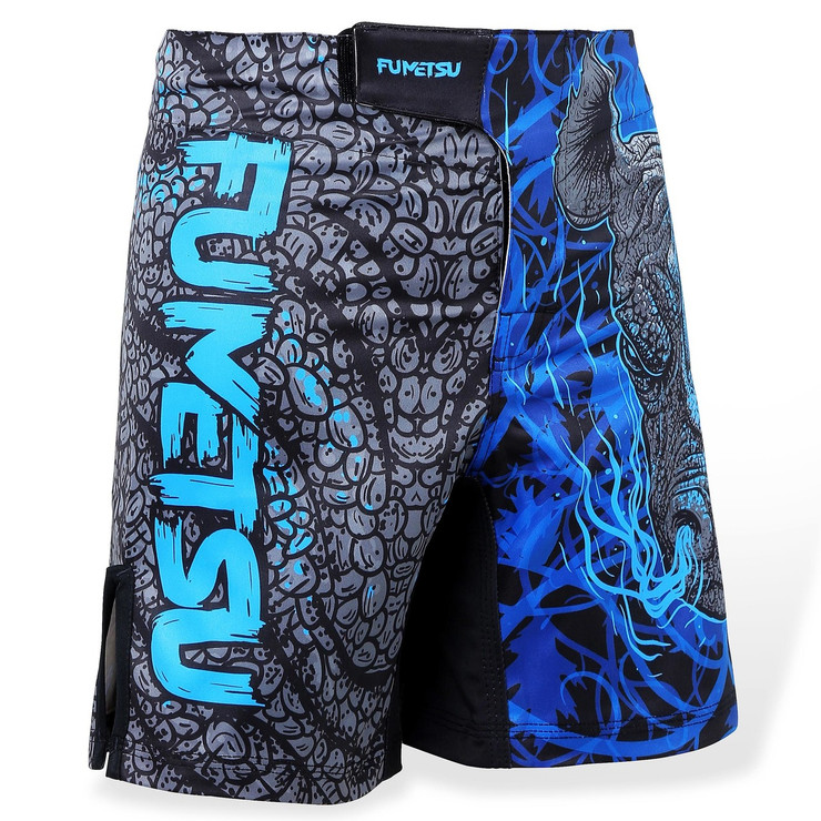 Fumetsu Kids Rampage Fight Shorts