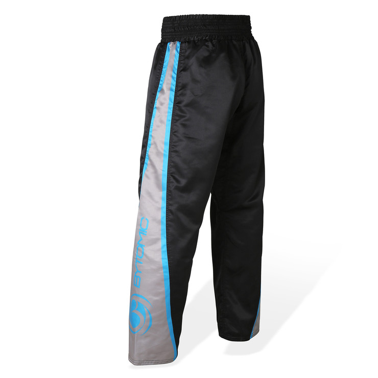 Bytomic Adult V3 Team Kickboxing Pants Black/Grey