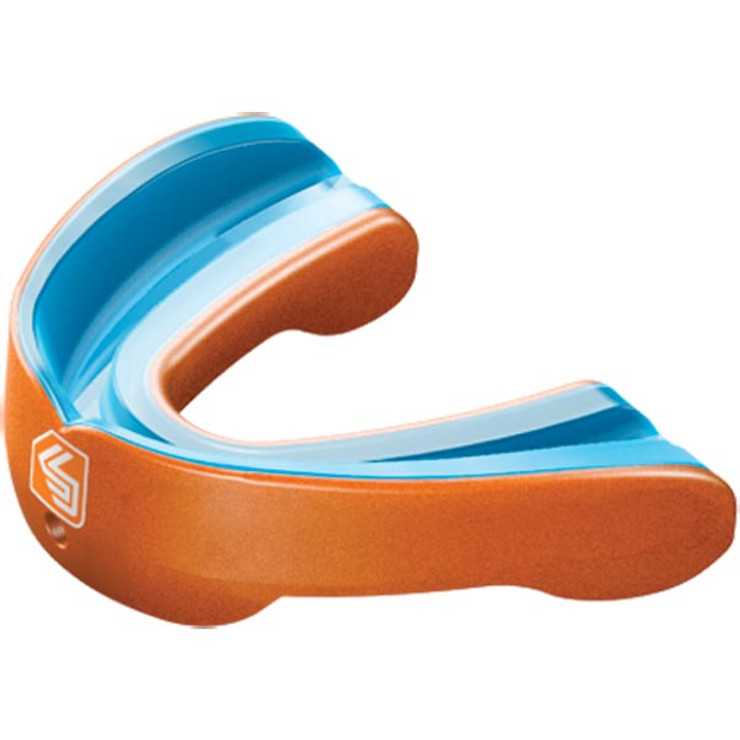 Shock Doctor Gel Nano Mouthguard Orange