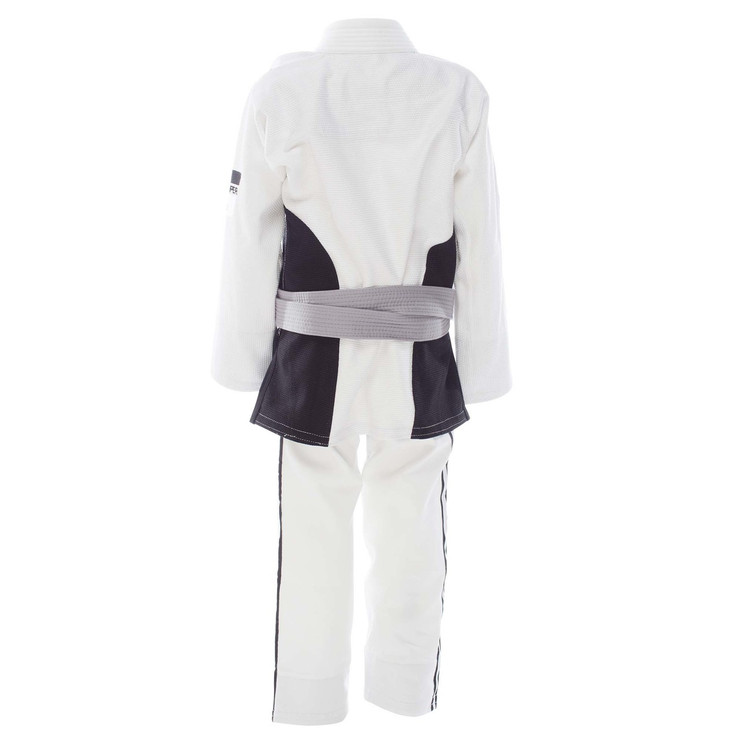Hyperfly Pro Comp Trooper BJJ Gi White