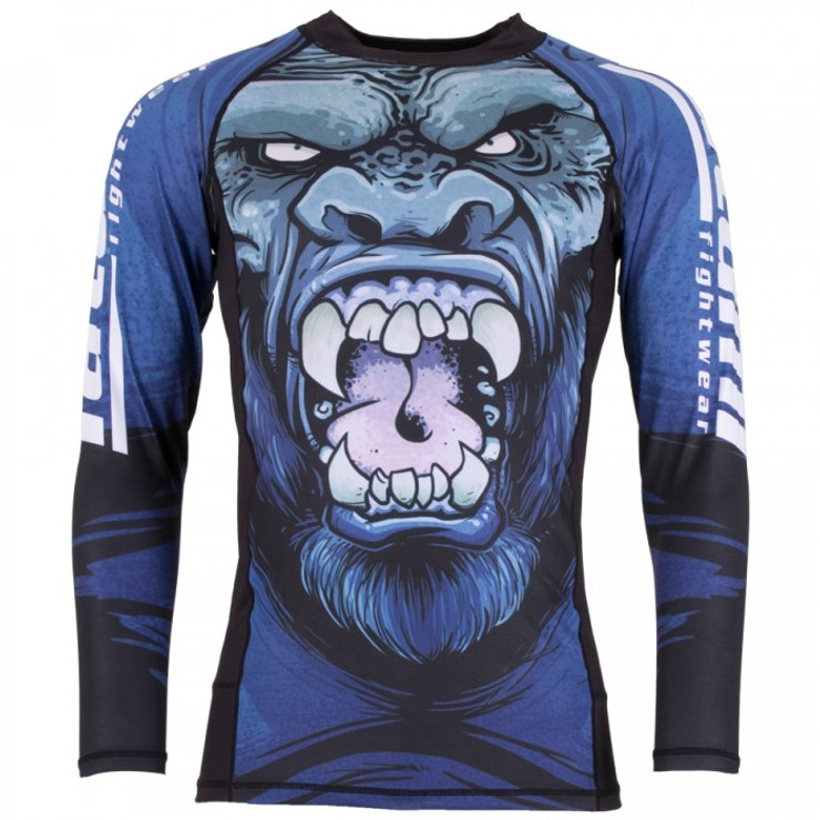 Tatami Fightwear Gorilla Smash Long Sleeve Rash Guard