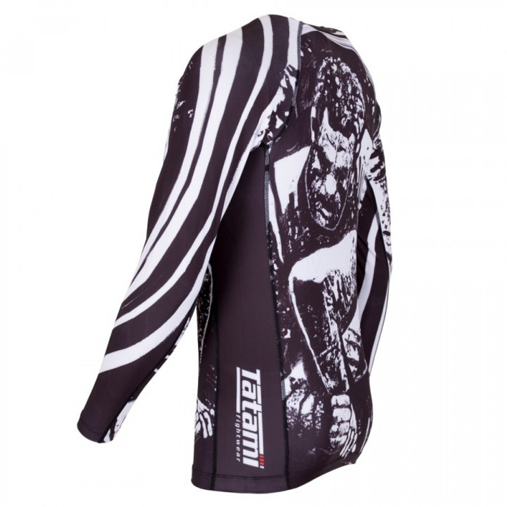 Tatami Fightwear Grapplers Collective Kimura Long Sleeve Rash Guard