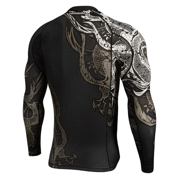 Hayabusa Mizuchi 2.0 Limited Edition Long Sleeve Rashguard