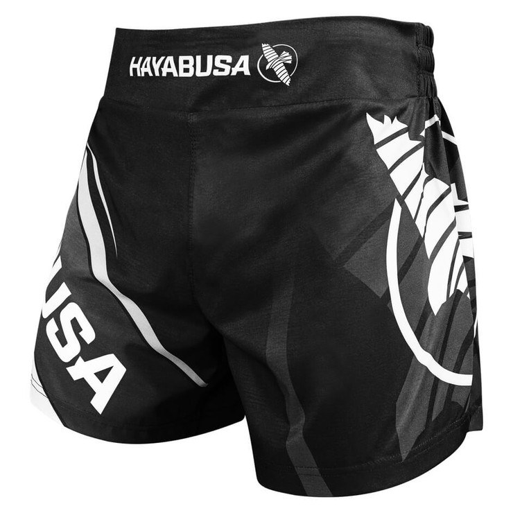 Hayabusa Kickboxing Shorts 2.0 Black