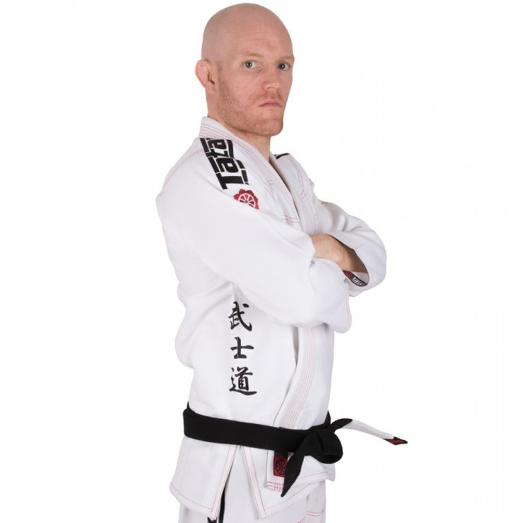 Tatami Fightwear Japan Series Samurai BJJ Gi White
