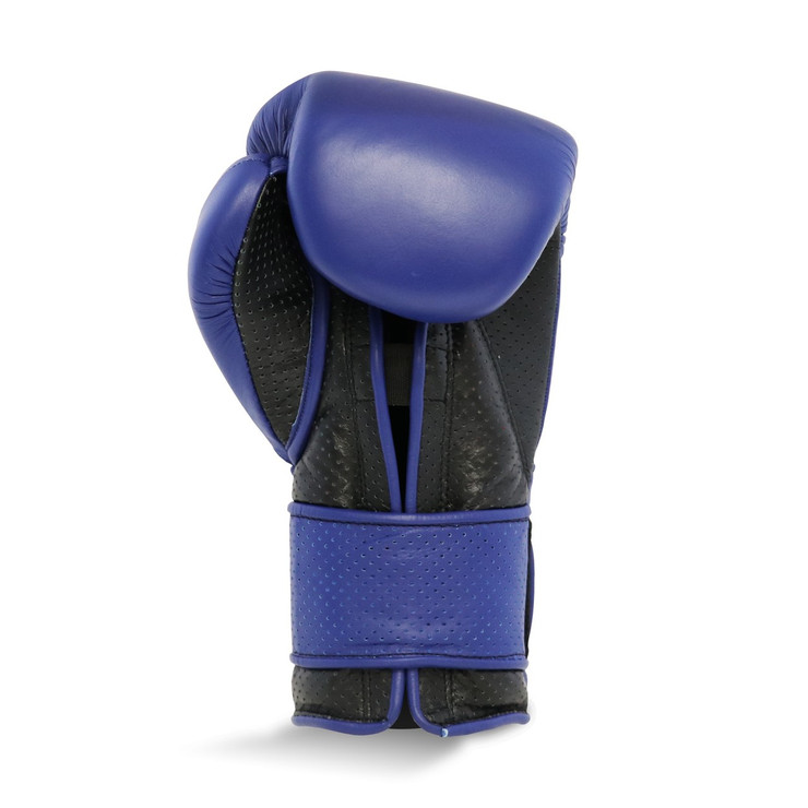 Ringside Stealth Leather Boxing Gloves Blue