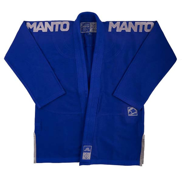 Manto X3 BJJ Gi Blue