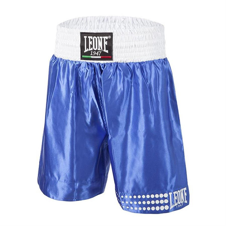 Leone 1947 Boxing Shorts Blue