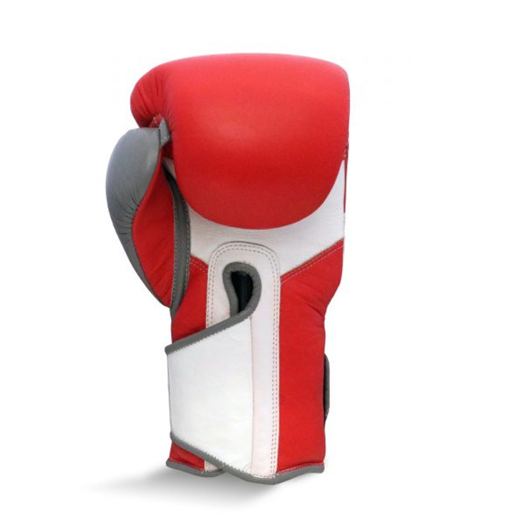 Ringside Focus Velcro Boxing Gloves Red