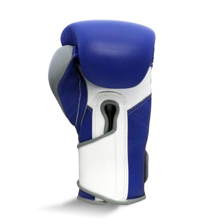Ringside Focus Velcro Boxing Gloves Blue