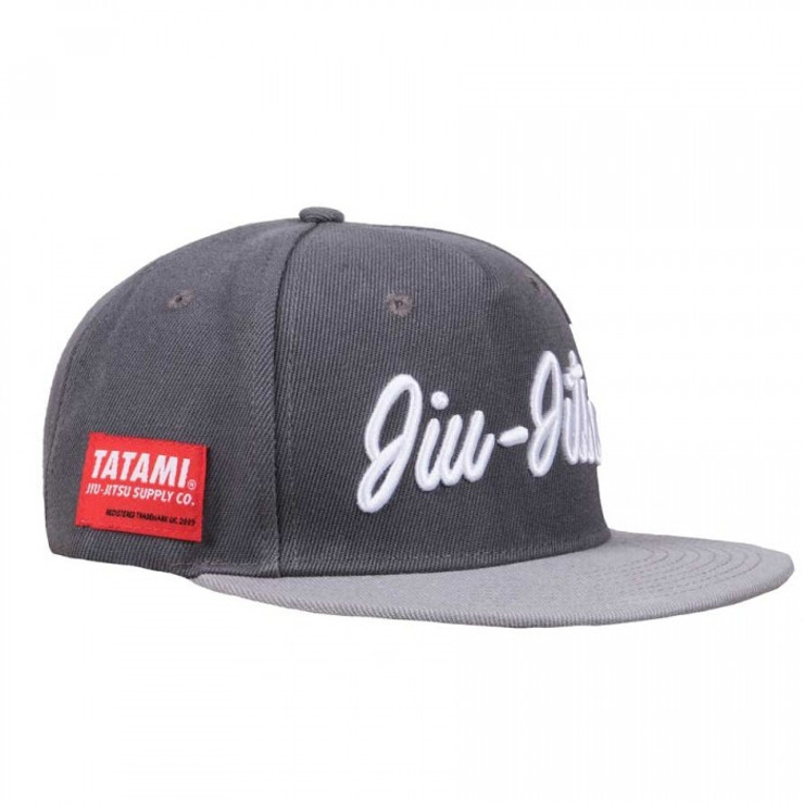 Tatami Fightwear Original Snapback Cap Grey